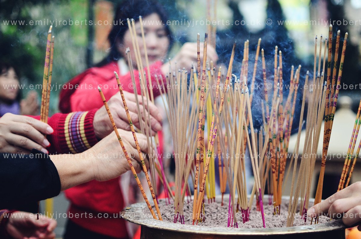 Hong Kong Incense 2