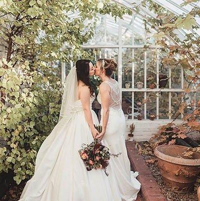 Wedding at Trevor Hall